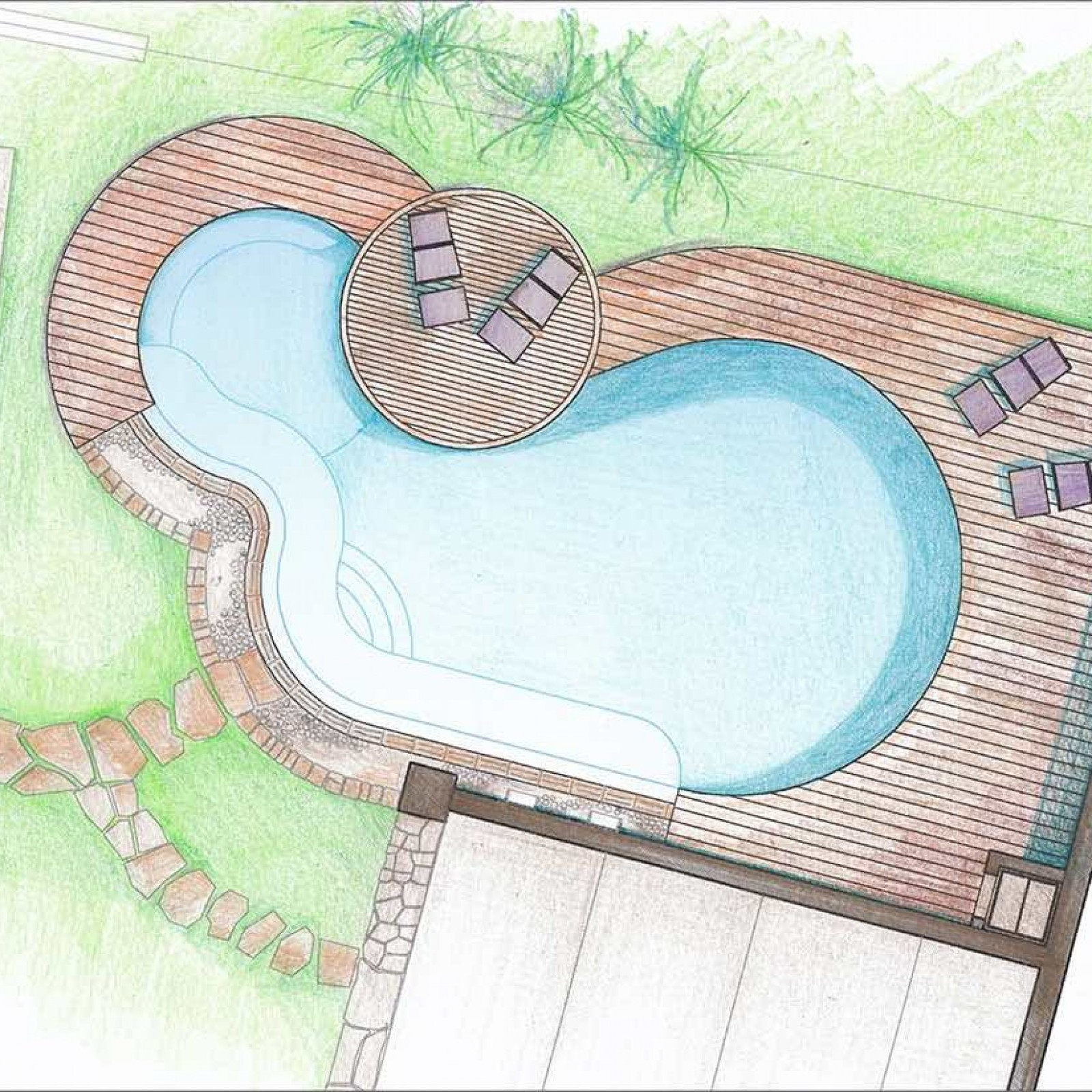 Project Private Pool