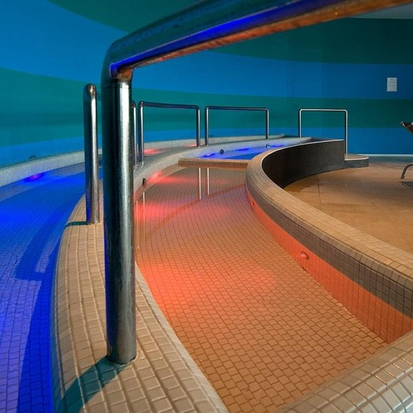 Rehabilitative Pool For Relax