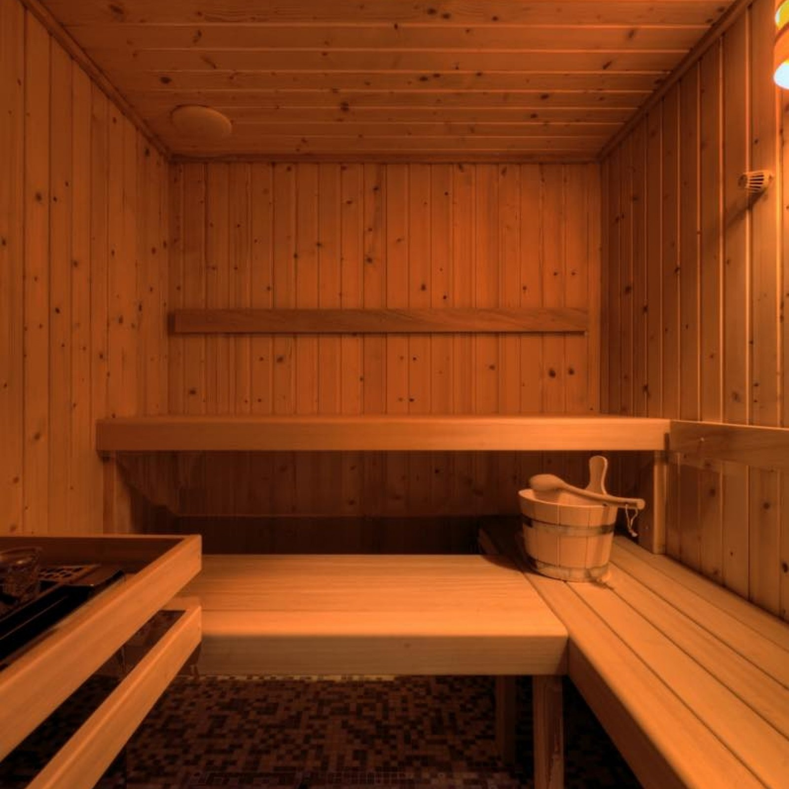 Sauna For Wellness Centre