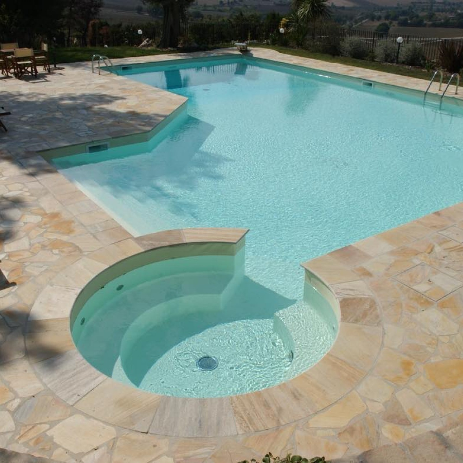 Private Pool Stainless Steel